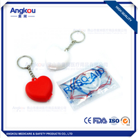 Alibaba supplier wholesales one-way valve cpr mask from alibaba china
