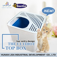 pet products Cat Litter Box & Kitty Toilet