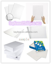 hot selling a4 80gsm copy paper form indoneisa paper mills