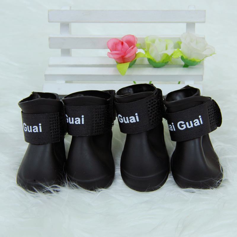 OEM silicone pet shoes for rabbits and dog