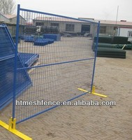 free standing temporary fencing for canada market