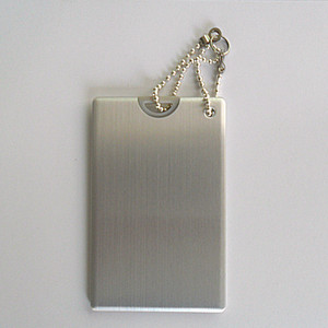 High Quality Ultra Slim metal business card USB memory stick credit Card flip card usb2.0 3.0 flash drive