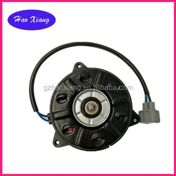 Cooling fan motor for 16363-0P210