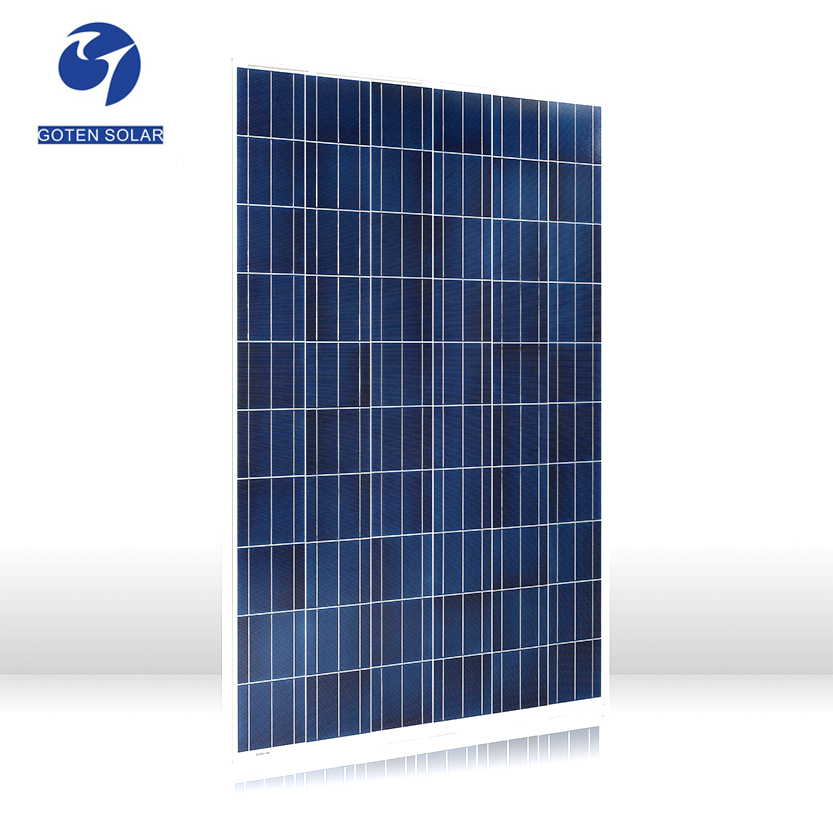 Newest design top quality thin film laminated solar panel