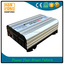 Inverter with LCD digital display 12V to 110V /220V1000W solar power inverter F series