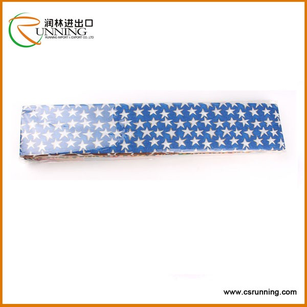 Wholesale Colorful Crepe Paper Rolls For Wedding Party Gift Wrapping