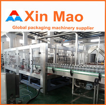 automatic bottle warming plant for carbonated drink produce