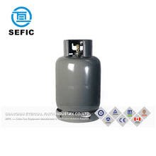 Portable Small Size 5 kg LPG Gas Cylinder for Camping