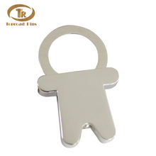China Manufacturer 3D Custom Logo Branded Promotional Key Chains