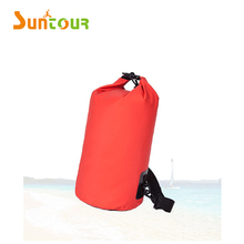 Rafting Bag Portable PVC Dry Bag Outdoor Travel Waterproof Backpack for Boating Kayaking Canoeing Camping
