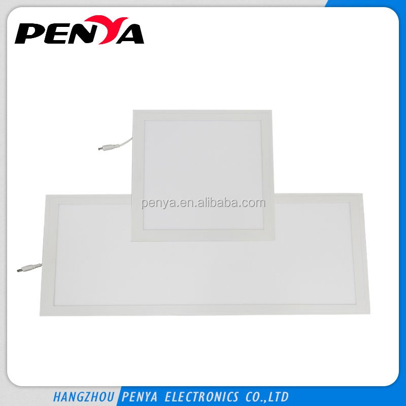 square ceiling pure warm cool white SMD series surface mounted 600x600 led panel light