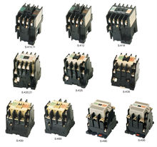 CJX5 series S-K electric magnetic contactors household contactor Modular Home Contactor