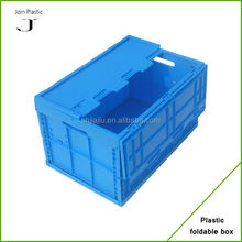 foldable fruit crate plastic tote