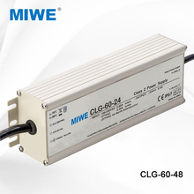 Fast delivery constant current power supply and led driver 60W 48V 1.3A CLG-60-48