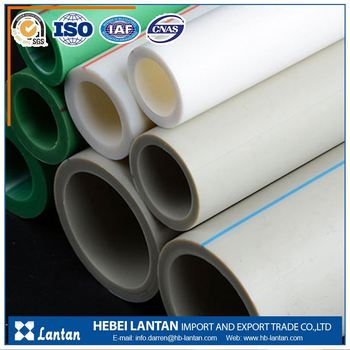 cheap price hot water green color plastic pvc ppr pipe