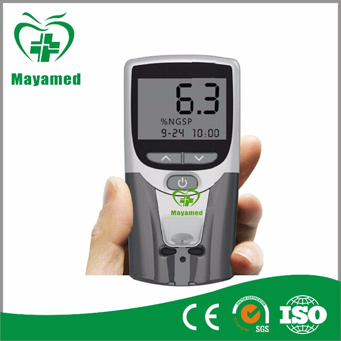 MY-B034 Handle Glycated Hemoglobin HBA1C Analyzer