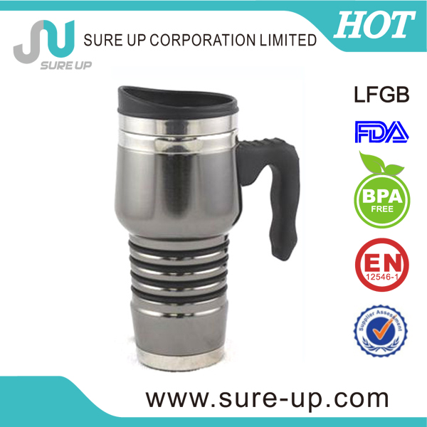 stainless steel cups and plates