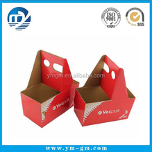 high quality cardboard holder coffee cup carrier