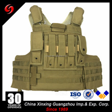 Hot Sales Security Staff NIJ IIIA Body Armour Quick Release Aramid Ballistic Panel Bulletproof Vest with Tes Report