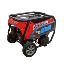 speedy delivery AC Single phase air-cooler 2.5kva portable gasoline generator