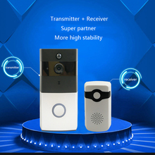 Wireless Wifi IP Video Door Phone Doorbell Intercom Entry System with Camera Night Vision Function Door Security Kits