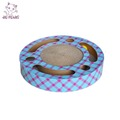 Free sample if we have in our showroom high performance quality-guarantee cardboard cat toy