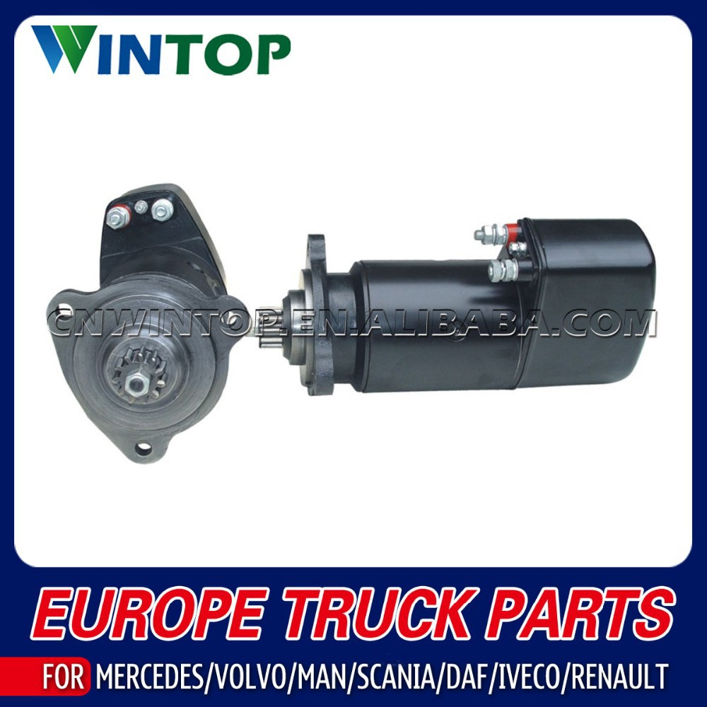 High Quality Starter Motor For Daf OE:0001416062