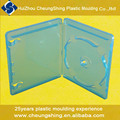 Hot sale good quality 14 mm PP single disc dvd case
