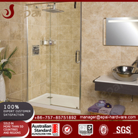 Modern Glass Door Shower Enclosure Designs For Bathroom