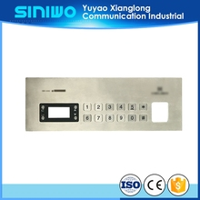 door entry keypad with uart interface self-service passbook printer kiosk switch button keypad