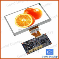 7 inch lcd display lcd monitor with 800*480 resolution