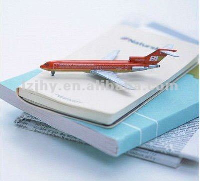Aviation softcover book printing in China