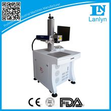 Optical Fiber Laser Marking Machine for gold silver and other metal marking