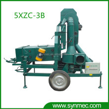 farm and seed company use grain cleaning machine