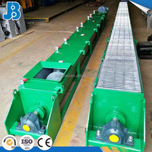 Large transmission capacity rice spiral conveyor system