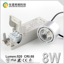 Anti-glare Norge Dimmable 8w COB Downlight Led Module dim2warm 2000-3000k 99Ra 5 Years warranty
