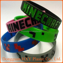 High quality cheap price silicone vibrating wristband bracelet made in china