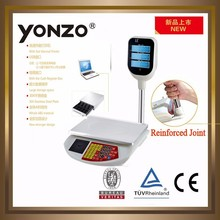 Electronic measuring instruments digital scale/small scale industries YZ-985+print