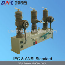 DNK High Voltage Outdoor vacuum type breaker