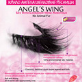 New 100% Silk Angel's Wing Flase Eyelash