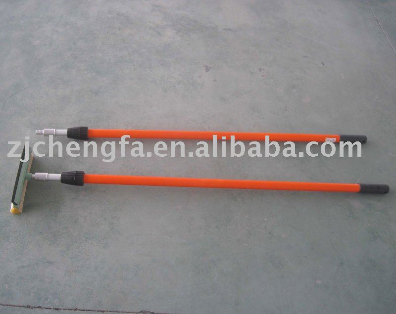 fiberglass/aluminum telescopic rod(outer lock)