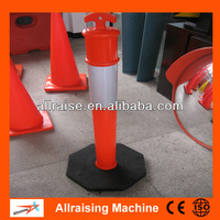 Reflective Plastic Traffic Warning Bollards