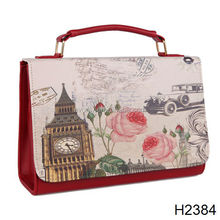 H2384 Art of printing bag art supply bag art portfolio bags