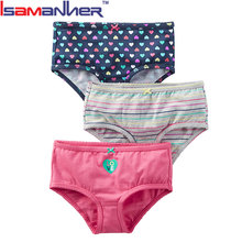 New fashion lovely printed boys girls children's underwear models