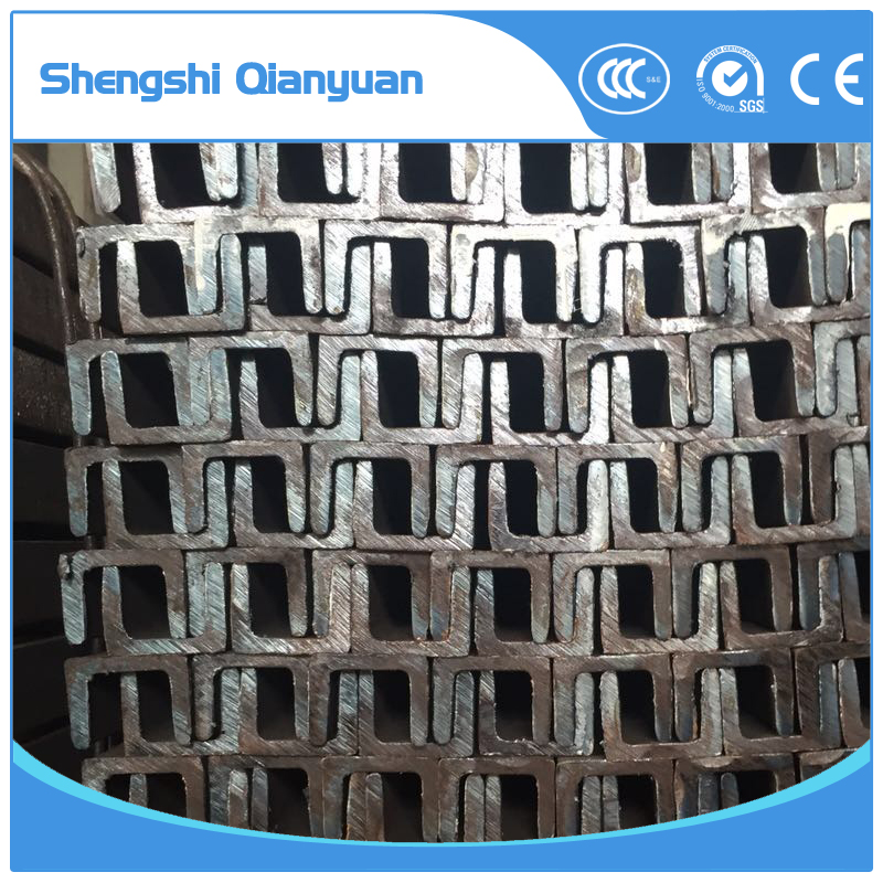 manufacturing high quality hot rolled channel steel price/steel u channel size