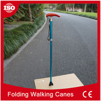 Patent factory great price aluminum walking aids for disabled