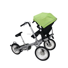 New Design Cargo Carriage Baby Trailer To the Bike