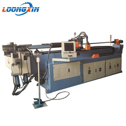 Stainless steel bend tube machine 180 degree