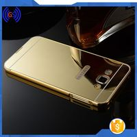 New Aluminum Metal Mirror Back Cover Case For Samsung Galaxy Note 2