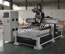 CNC machine woodworking router